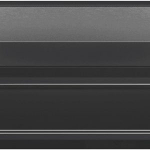 15cm Victoria Warming Drawer Black