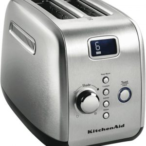 2 Slice Stainless Toaster
