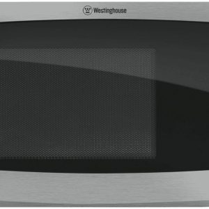 23L 800W Stainless Steel Microwave