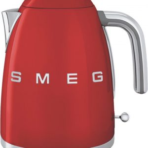 50s Retro Style Kettle - Red