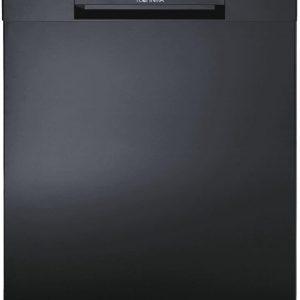 60cm Black Dishwasher