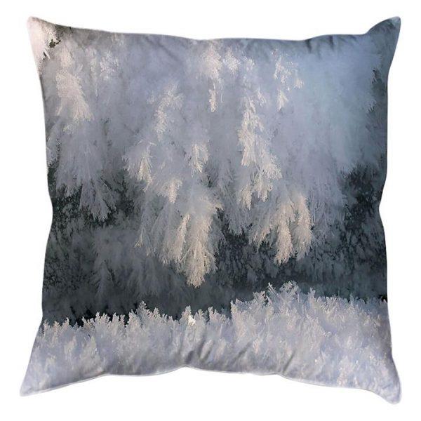 A Wintry Tale Cushion