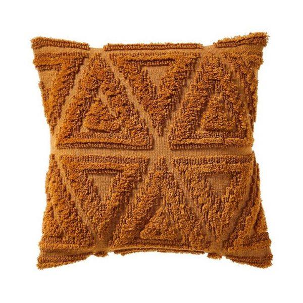 Adairs Cohen Cushion Bronze 45x45cm