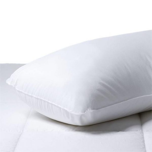 Adairs Comfort Comfort U Shape Pillow - White