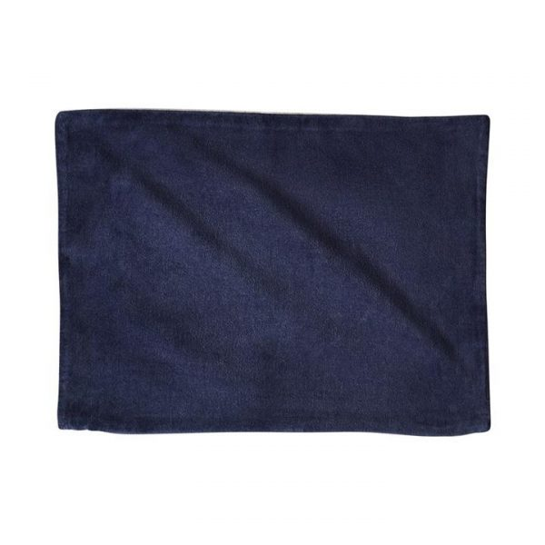 Adairs *Cover Only* Bombay Velvet Cushion Cover 35x55cm Navy