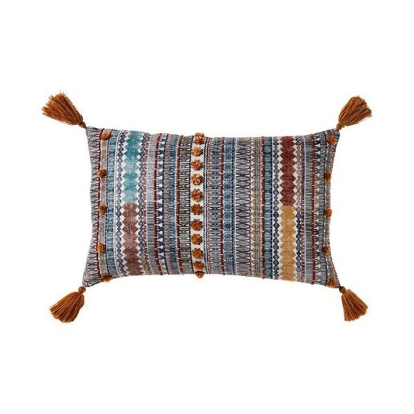 Adairs Rayne Cushion 35x55cm Multi