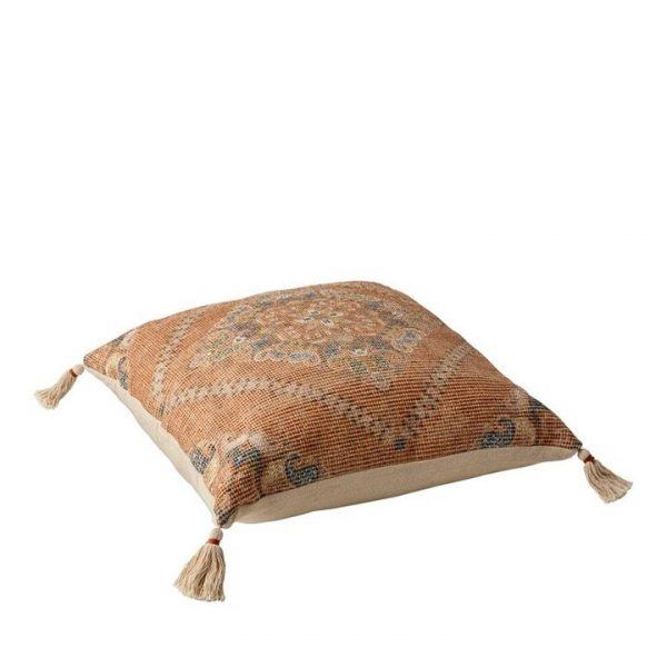 Adairs Tivoli Floor Cushion Mimi Rust