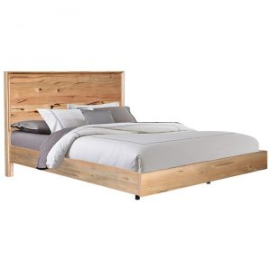Adanon Marri Timber Bed Queen