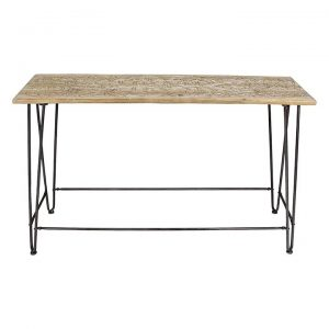 Alessra Console Table