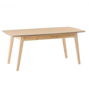 Alexandra Timber Extendable Dining Table
