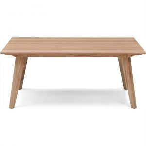 Alison Solid White Oak Timber 180cm Dining Table