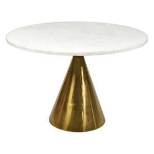 Alliana Marble Dining Table