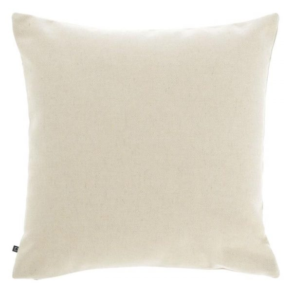 Amold Fabric Scatter Cushion, Beige