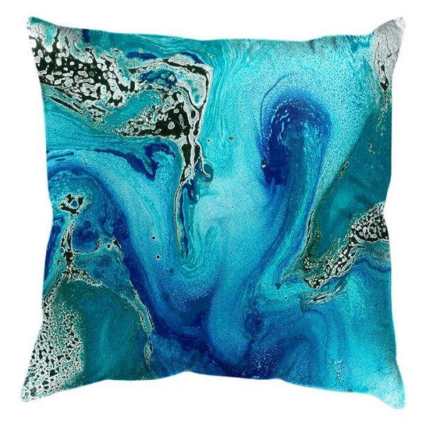 Aqua Stratis Cushion