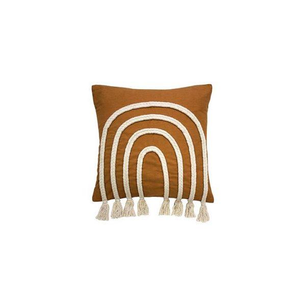 Arc Square Cotton Cushion