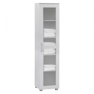 Aspen Single Door Display Cabinet