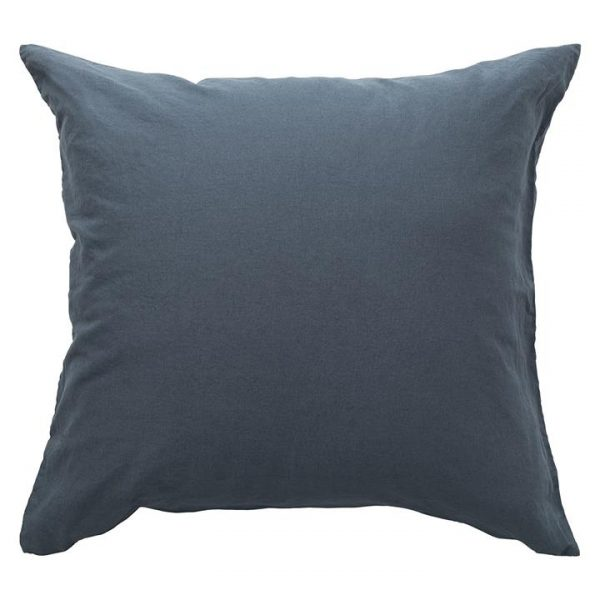 Attic European Pillow Case, Midnight