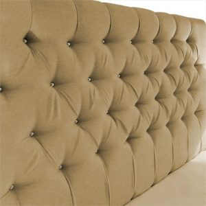 Avignon Upholstered Bed Head, Wall Mounting