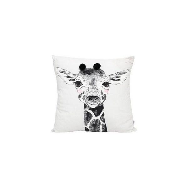 Baby Giraffe Cushion