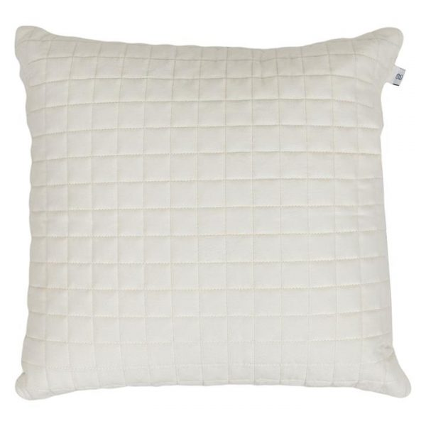 Bay Quilted Velvet Cushion