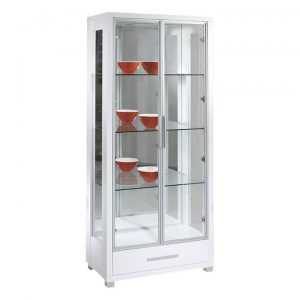 Belgium 2 Door Display Cabinet