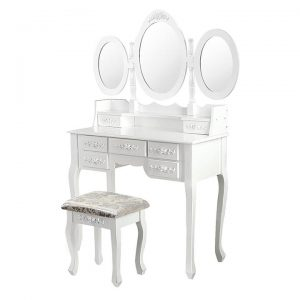 Bietta Dressing Table & Stool