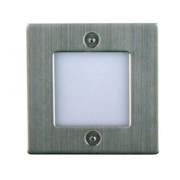Bing IP54 Indoor / Outdoor LED Recessed Wall Light