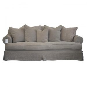 Blair Linen Fabric Sofa, 2.5 Seater