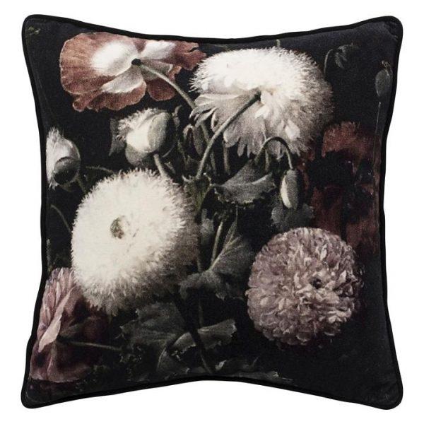 Bloom Velvet Cushion