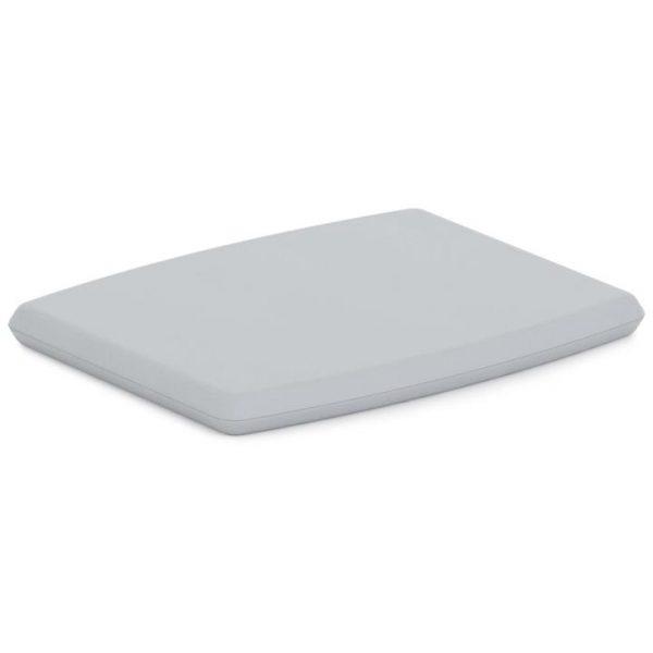 Boori Memory Foam Seat Cushion, Grey