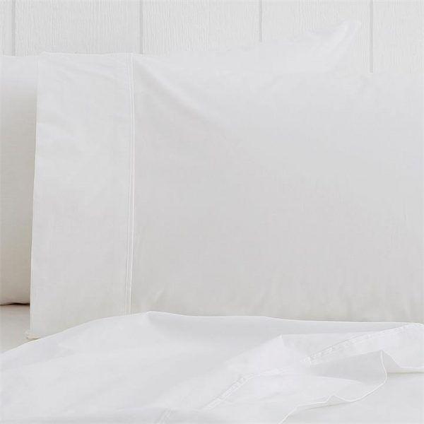 Breathe Cotton Percale Pillow Case