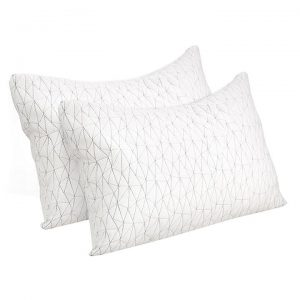 Brilla Memory Foam Pillow (Set of 2)