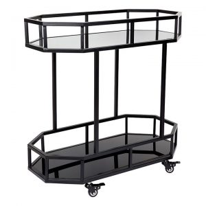 Brooklyn Drinks Trolley, Black