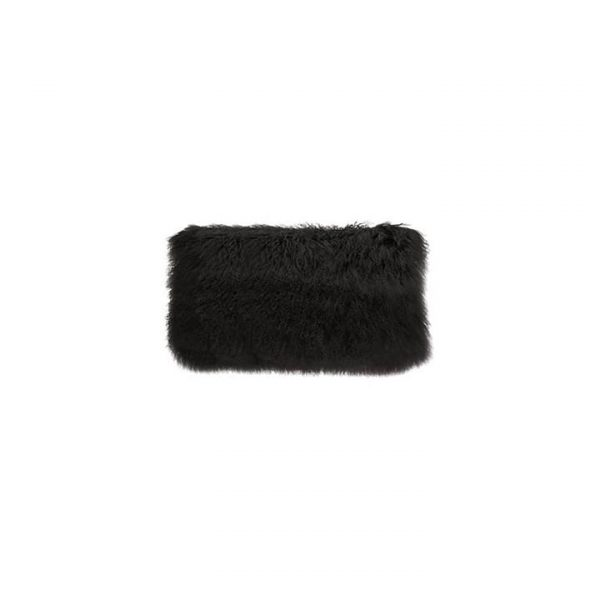 Byrde Tibetan Fur Breakfast Cushion