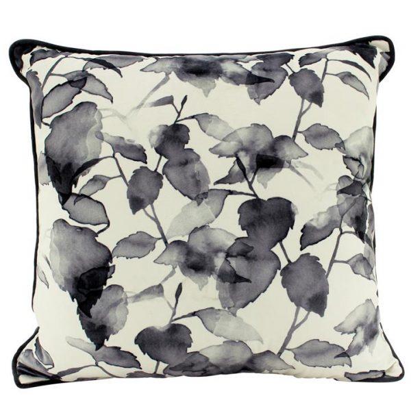 Clee Cindy Leaves Velvet Scatter Cushion
