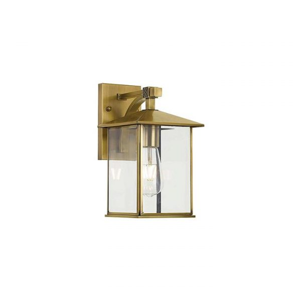 Coby Coach Outdoor Wall Light