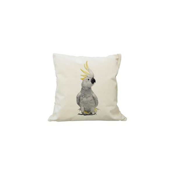 Cockatoo Cushion Cover