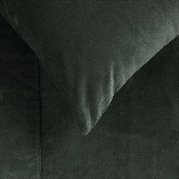 Cotton Velvet European Pillow Case