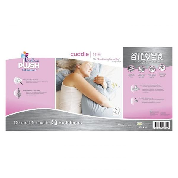 Cuddle Me Body/Pregnancy Support Pillow