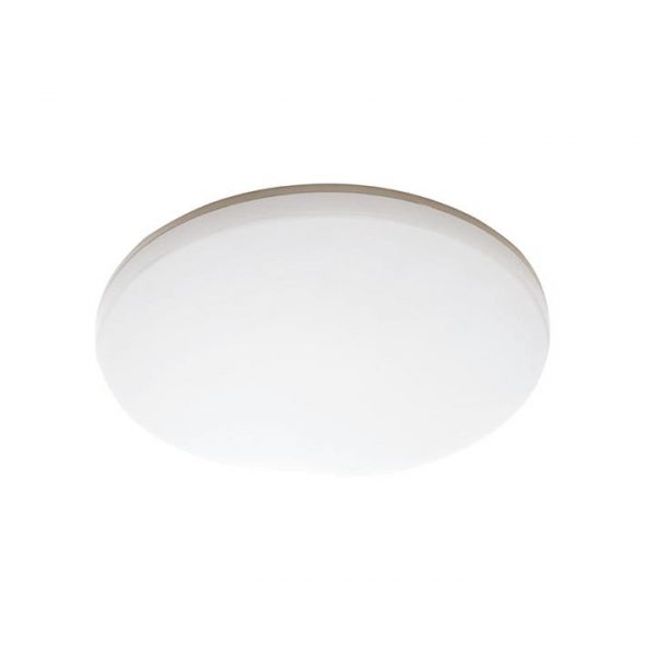 Dawson IP54 LED Indoor / Outdoor Oyster Ceiling Light, 36W, 6000K