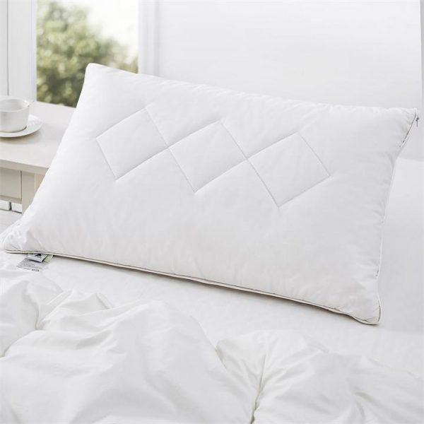 Deluxe Australian Wool-Surround Latex Pillow