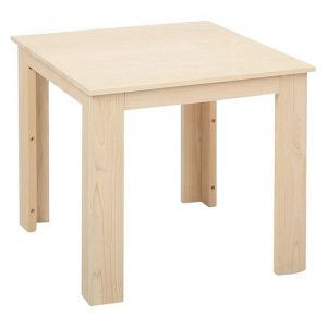 Doug Outdoor Side Table, Natural