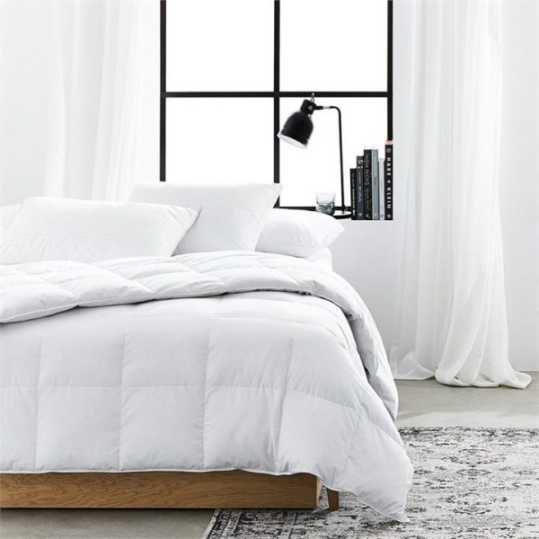 Downtime Supreme Quilt - White By Adairs