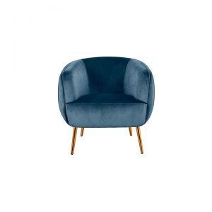 Erabella Velvet Armchair