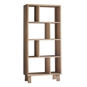 Esme Oak Timber Display Unit / Room Divider