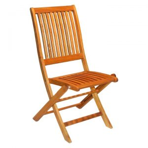 Espanyol Folding Outdoor Dining Chair