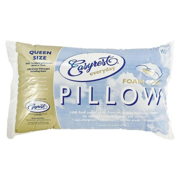 Everyday Foam Core Pillow