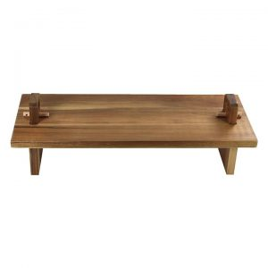 Fine Foods Collapsible Rectangular Buffet Board