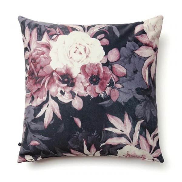 Franco Fabric Scatter Cushion, Vintage Flower