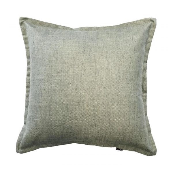 Gerta Linen Scatter Cushion, Agave